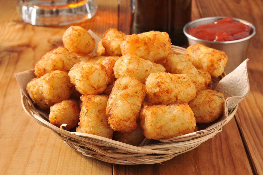 Szuper finom amerikai sült krumpli: világbajnok köret egyszerűen