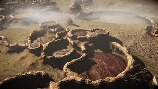 Elveszett metropoliszt találtak Dél-Afrikában