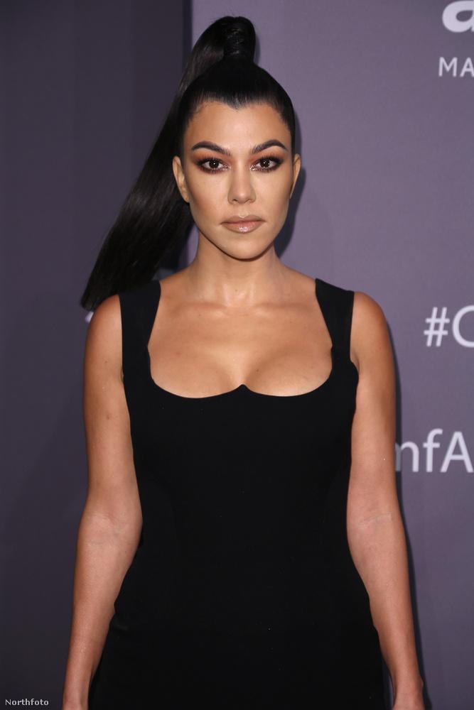 Kourtney haja össze volt fogva, de most már nézzünk másokat is a Kardashian-lányokon kívül!