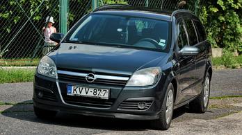 Használtteszt: Opel Astra H Caravan 1.6