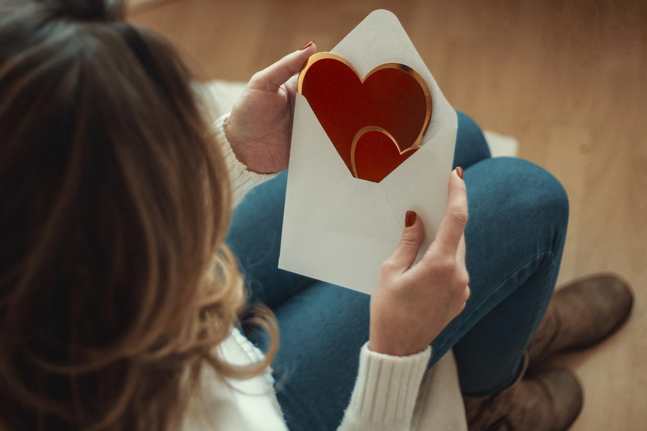 valentin napi kartya