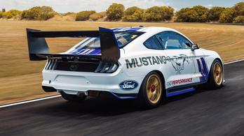Rossz viccnek tűnik a Mustang Supercar