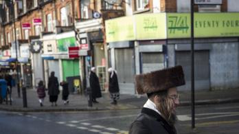 Rekordot döntött az antiszemita támadások száma az Egyesült Királyságban