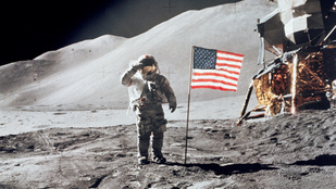 Az ember már a Holdon is felmelegedést okozott