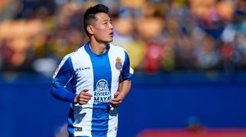12 percet játszott a spanyol bajnokságban, 40 millió nézőt hozott