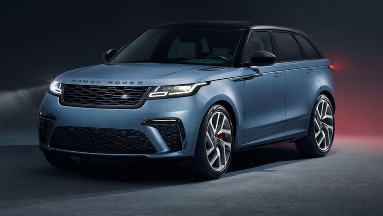Még nem halott a Range Rover kompresszoros V8-asa
