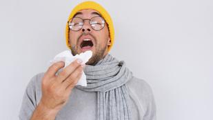 Ez történik a testeddel, ha elkapod az influenzát