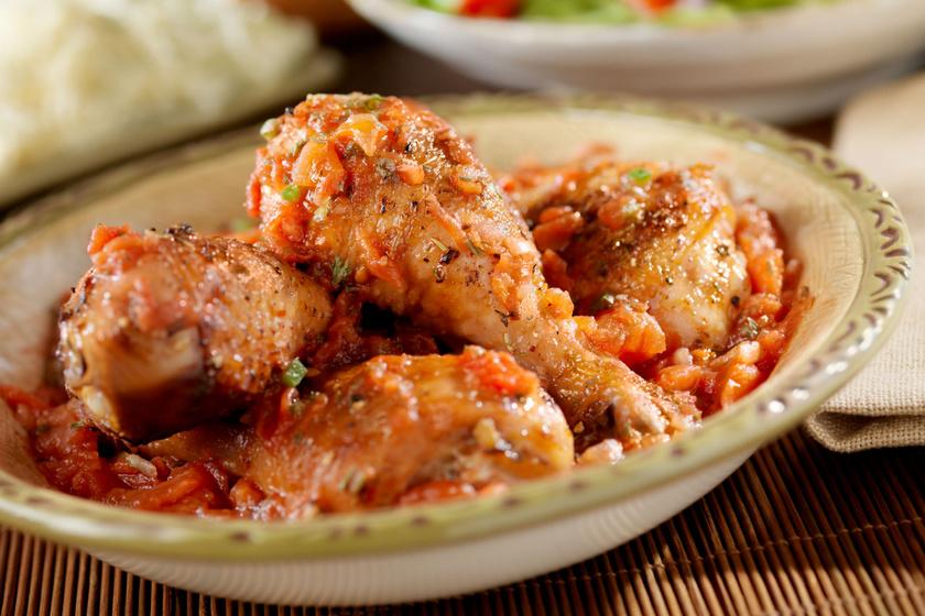 Ínyenc, mediterrán csirkepaprikás: az olaszok így készítik