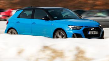 Menetpróba: Audi A1 - 2019.