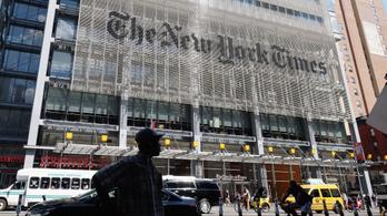 Plágiummal vádolják a New York Times volt ügyvezető szerkesztőjét