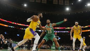 LeBron az All-Star-keret választásával játssza ki az NBA-szabályokat?