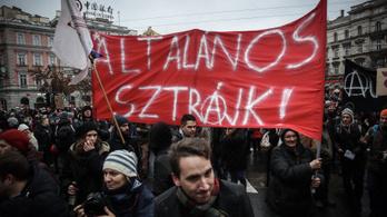 Megalakultak a közszféra sztrájkbizottságai, márciusban jöhet a sztrájk