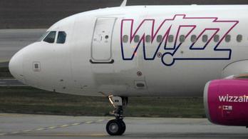 Koronavírusos lett a Wizz Air bukaresti járatának dolgozója