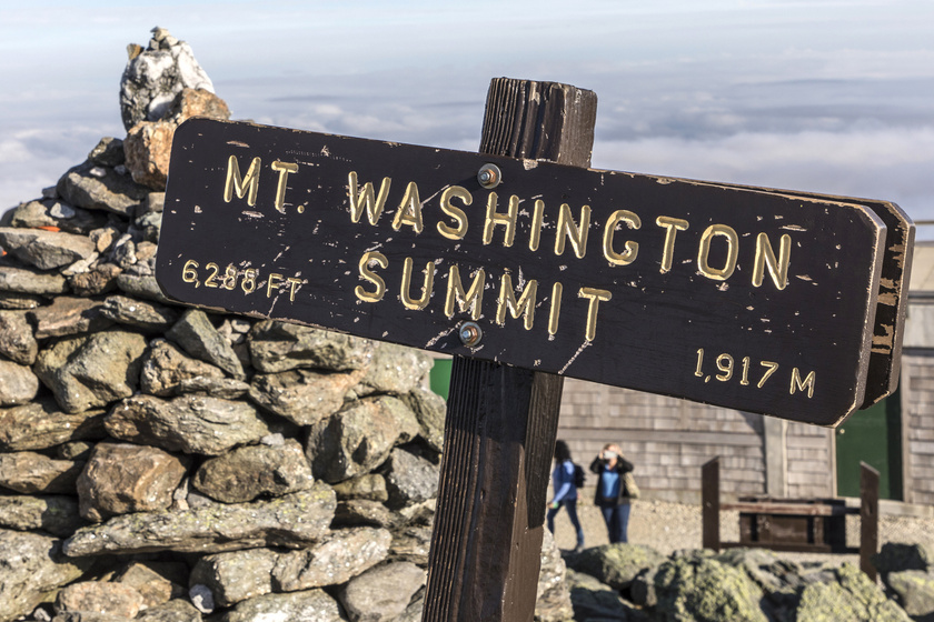 Mount Washington-tabla