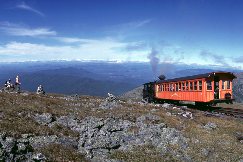 Mount Washington kisvonat