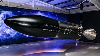 Ez itt a világ legnagyobb 3d-nyomtatott rakétahajtóműve
