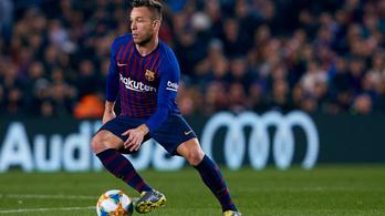 3-4 hétre kidőlt a Barcelona-középpálya motorja
