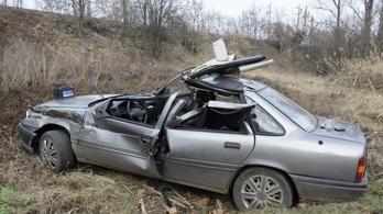 Teherautóval ütközött Szolnoknál, nem élte túl