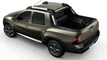 Zöld utat kapott a platós Dacia Duster