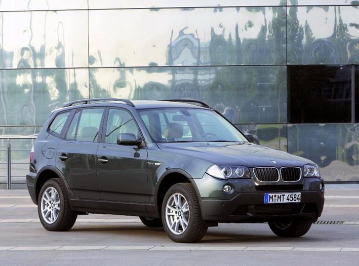 BMW X3-2008 07-800