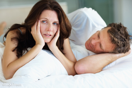 stockfresh 55754 unhappy-female-having-problems-in-bed-with-husb