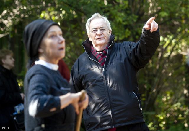 Szabó István rendezte Ajtó egyik főszereplője az Oscar-díjas Helen Mirren