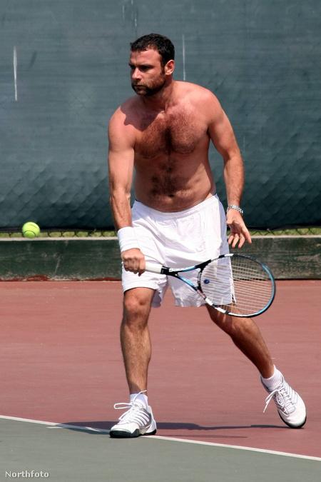 Liev Schreiber teniszezik 2007-ben