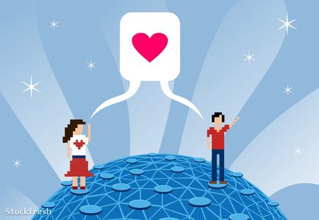 stockfresh 709883 online-love sizeM