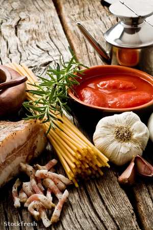 stockfresh 1290379 amatriciana-ingredients sizeS