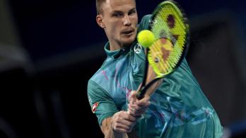 Fucsovics újra döntőt játszik ATP-tornán