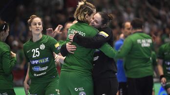 Győzött a Ferencváros a női kézi BL-ben