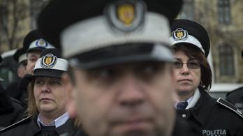 Menekülő autósra célzott, egy járókelőt talált el egy erdélyi rendőr