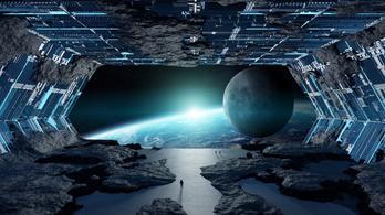 Űrállomást építenének aszteroidák belsejébe