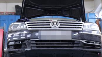 Volkswagen Phaeton 3.0 V6 TDI szerelés