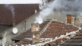 Putnokon veszélyes a levegő a légszennyezettség miatt