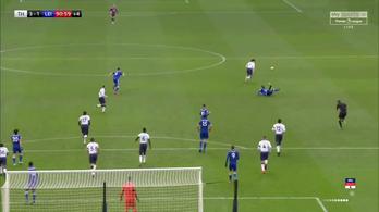 50 méteres sprint után vágott gólt a Tottenham koreaija