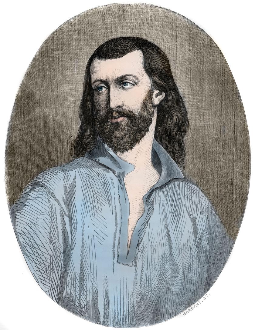 Urbain Grandier (1590-1634) francia katolikus pap volt, ám foglalkozott okkultizmussal, mágiával is. Apácák vádolták meg azzal, hogy egy Asmodeus nevű démont szabadított rájuk, végül máglyán végezte - bár sokak szerint koncepciós perbe fogták, miután összerúgta a port Richelieu bíborossal.