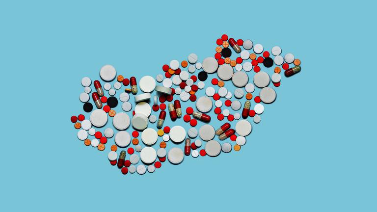 Top 15: ezek voltak a legnépszerűbb gyógyszerek tavaly