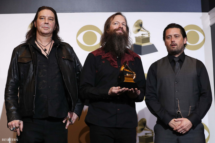 Electric Messiah a Grammy gálán