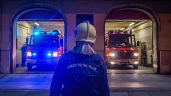 Hétfőn már hárman meghaltak lakástűzben