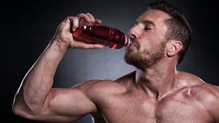Ezért ne igyál üdítőt edzés után