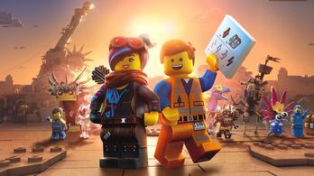 Gyengén kezdett A Lego-kaland 2