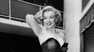 Mennyit érhet Marilyn Monroe 9 hónapig tartó házasságának egy darabja, a nászúton készült fotósorozat?