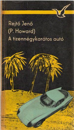 rejtő tizennégy karátos autó