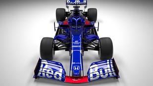 Letisztult kocsi az új Toro Rosso-Honda