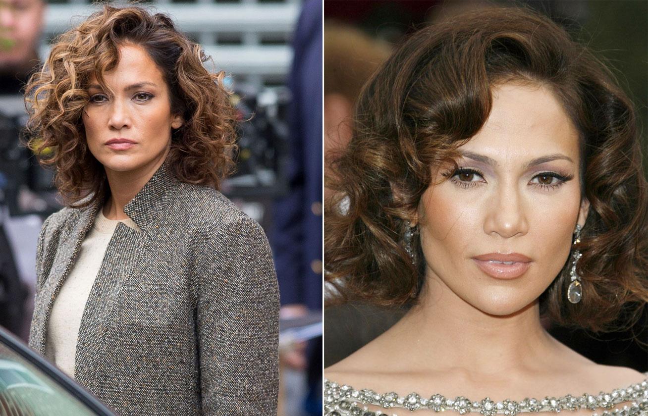 e8894d8b3c Jennifer Lopez haja eredetileg ilyen rövid és göndör, ez a stílus pedig  idén különösen népszerű