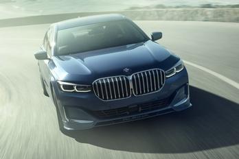 Alpina B7: még jobb 7-es BMW?