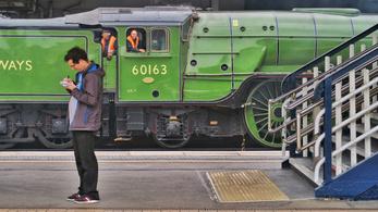 A fiúk genetikai okokból vannak oda a vonatokért