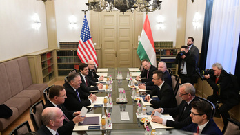 US Secretary of State Mike Pompeo visits Hungary