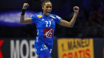 A Siófokból erősít világ- és Európa-bajnok franciával a Győri ETO